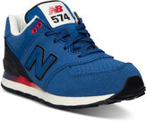 New Balance Little Boys' 574 Gradient Casual Sneakers from Finish Line