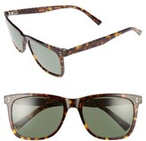 Ted Baker Men's 56Mm Polarized Sunglasses - Tortoise