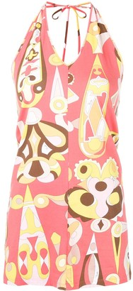 Emilio Pucci Pre-Owned 1990's printed top