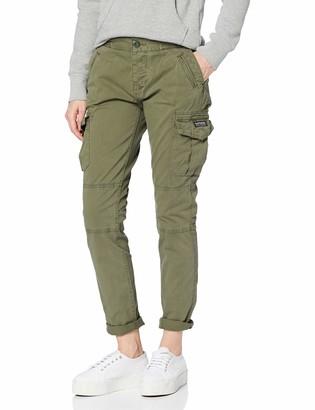 Superdry Women's Girlfriend Cargo Pant Trouser