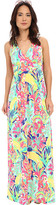 Lilly Pulitzer Seaview Maxi Dress