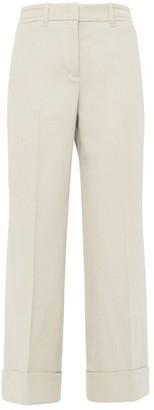 Schumacher Dorothee Urban Spirit Pants in Canvas White
