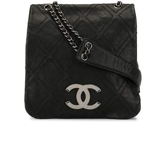 Chanel Pre-Owned Jumbo XL quilted crossbody bag