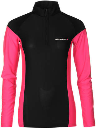 Muddyfox Women Colorblocked Long-Sleeve Cycling Jersey from Eastern Mountain Sports