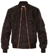 Givenchy Double-zip Bomber Jacket