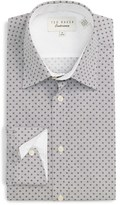 Ted Baker Men's 'Byrne' Trim Fit Dress Shirt