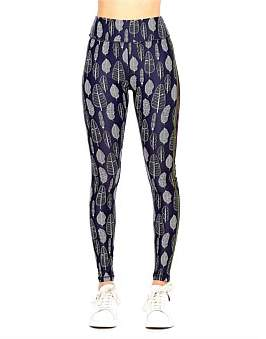 The Upside Gypsy Feather Dance Pant