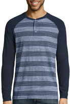 Lee Long Sleeve Henley Shirt