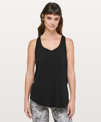 Lululemon Love Tank *Pleated