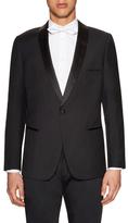 Shawl Collar Tuxedo Jacket