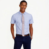 J.Crew Ludlow short-sleeve shirt in end-on-end cotton