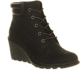 Timberland Amston 6 Inch Wedge Ankle Boots
