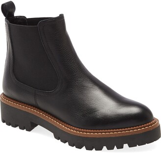 Caslon Miller Water Resistant Chelsea Boot