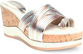 Donald J Pliner Shoes, Lettie Wedge Thong Sandals