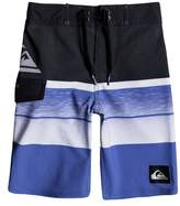 Quiksilver Boy's Slab Logo Board Shorts