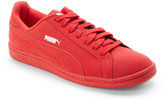 Puma Kids Boys) Red Smash Jr Low Top Sneakers
