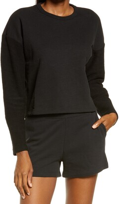 Jason Scott Drop Shoulder Sweatshirt