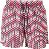 Fendi Bag Bugs swim shorts - men - Polyamide/Polyester - 46