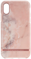 Richmond & Finch Pink Marble iPhone X/XS Case