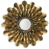 Jamie Young 36-Inch Bouquet Mirror in Antique Brass