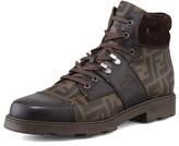 Fendi Mario Zucca Hiking Boot