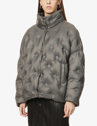 Stand Sarah quilted shell-down jacket