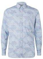 Missoni Patchwork Button Down Shirt