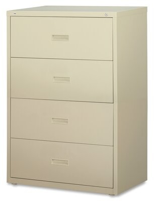 Jennie 4 Drawer Vertical Filing Cabinet Symple Stuff Finish: Putty