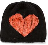 Milana Heart Beanie