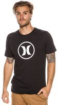 Hurley Circle Icon Dri-Fit Ss Tee