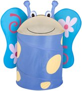 Honey-Can-Do Large Kids Pop-Up Hamper - Butterfly