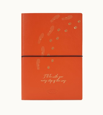 Tod's Notebook in Leather