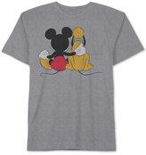 Disney Mickey-Print T-Shirt, Toddler & Little Boys (2T-7)