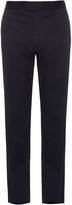 Gucci Straight-leg cotton-blend gabardine trousers
