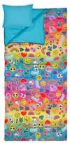 Infant Girl's 3C4G Emoji Patch Sleeping Bag Set