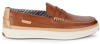Cole Haan Cloud Leather Penny Loafers