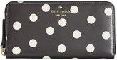 Kate Spade Cedar Street Dot Lacey Wallet