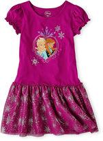 Disney Frozen Dress - Girls 2-10