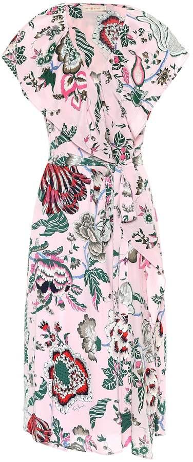 3991720fb7c Tory Burch Floral Print Dresses - ShopStyle