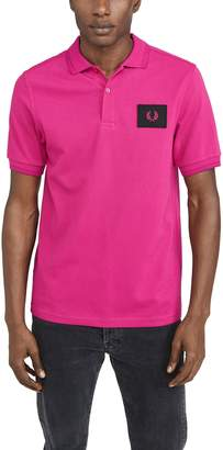 Fred Perry Acid Brights Logo Polo Shirt