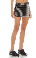Gianni Bini Amos Stripe-Print Short