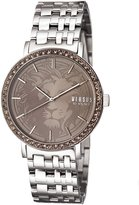 Versus By Versace Women's 'Manhasset' Quartz Stainless Steel Casual Watch, Color:Silver-Toned (Model: S24020016)