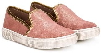 Pépé Contrast Slippers