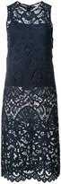 Alice + Olivia Alice+Olivia - floral lace tunic - women - Polyester/Spandex/Elastane - S