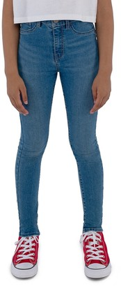 Levi's 720 Super Skinny Jeans with High Waist, 4-16 Years