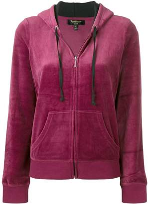 Juicy Couture zip-up hoodie