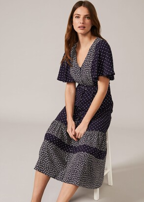 Phase Eight Riva Ditsy Floral Dress