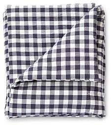 Pehr Check Mate Toddler Blanket, Large