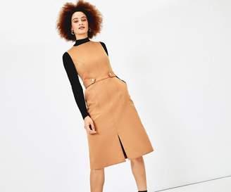 Oasis Utility Midi Dress