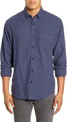 Rails Runson Regular Fit Flannel Button-Down Shirt